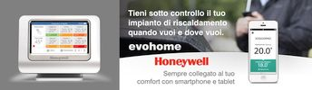 Honeywell Evohome, controllo wireless del comfort in casa con tablet e smartphone