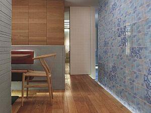 Pavimenti e rivestimenti ceramiche bagno piastrelle e - Parquet nel bagno ...