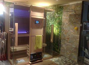 Cabine Doccia Sauna Combinate : Vasche idromassaggio cabine doccia e wellness termoidraulica