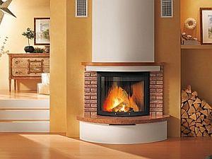 Camini termocamini e stufe a pellet legna o biomassa for Camini rivestiti in pietra immagini
