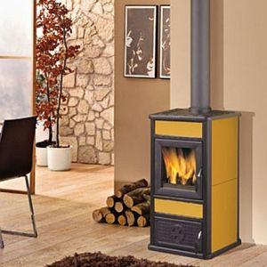 Camini termocamini e stufe a pellet legna o biomassa termoidraulica nigrelli roma - Termostufe a pellet palazzetti ...
