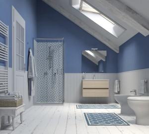 Offerte arredo bagno mobili e vasche idromassaggio for Arredo bagno marinaro