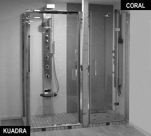 Offerta box doccia Novellini Coral - Termoidraulica Nigrelli ...