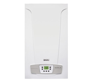 Caldaia Baxi Eco5 Blue 24 a camera aperta