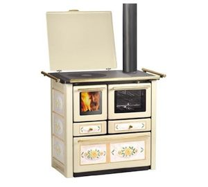 Offerta cucina a legna Lincar Aurora 148 VL - Termoidraulica ...