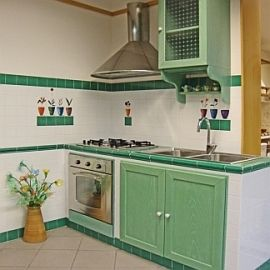 Offerta cucina completa in muratura termoidraulica for Cucina completa offerta