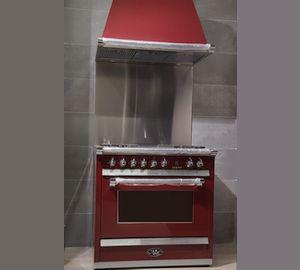 Offerta cucina Steel Ascot 90 A9F-4G - Termoidraulica Nigrelli ...