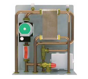 Offerta kit-N3 Edilkamin, termocamino e caldaia a gas - Termoidraulica Nigrelli, Guidonia-Roma