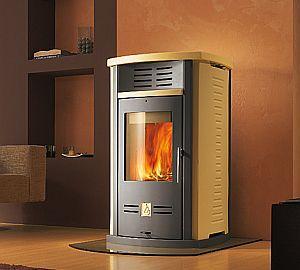 Offerte montegrappa camini caldaie e stufe a pellet e - Termostufe a pellet e legna combinate prezzi ...
