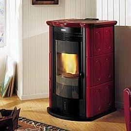 Montegrappa Stufa Pellet. Excellent Wood Heating Stove Pellet ...