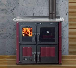 Offerta termocucina a legna Lincar Ilaria 703 T-IL - Termoidraulica ...