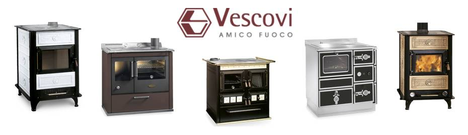 Offerte cucine e termocucine a legna - Termoidraulica Nigrelli ...