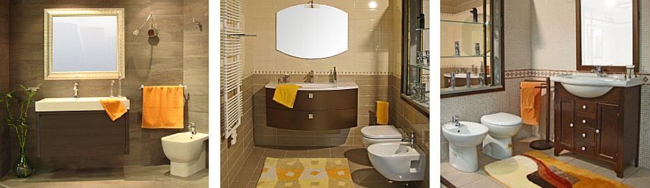 Arredobagno accessori e mobili da bagno termoidraulica for Esposizione arredo bagno