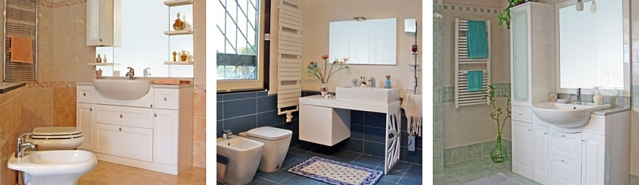 arredobagno, accessori e mobili da bagno - termoidraulica nigrelli ... - Complementi Arredo Bagno
