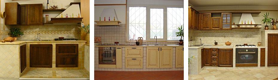 Cucine in muratura, cucine a legna ed elettrodomestici ...
