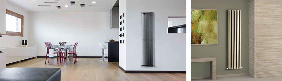 Radiatori, termoarredo e scaldasalviette - Termoidraulica Nigrelli Roma
